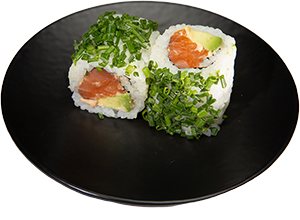 407 SPICY ROLLS LACHS